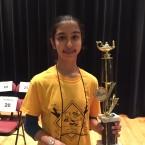 South Loop sixth grader Riya Joshi