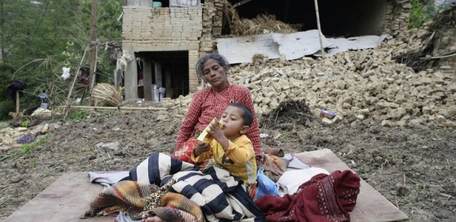 More than 4,000 dead in Nepal as earthquake's toll rises