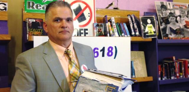 Harrisburg Schools Superintendent Mike Gauch