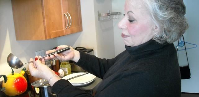 Fear of Frying: Culinary Nightmares-getting schmaltzy
