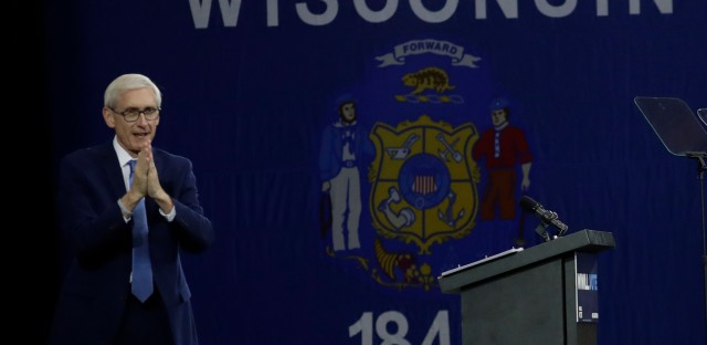 On Point with Tom Ashbrook : What The Wisconsin Political Power Play Means For American Democracy Image