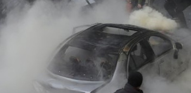 Violence on the rise in Lebanon