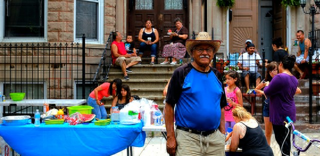 Block Party in Pilsen: Photo of the Day - August 19, 2013