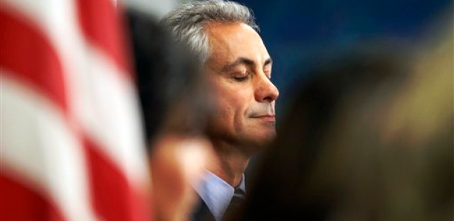 A moment of reflection for Mayor Rahm Emanuel