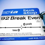 Fare Game: When do CTA Buses Break Even?