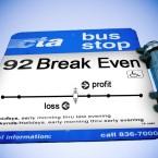 Fare Game: When do CTA Buses Break Even?