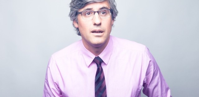 The Mo Rocca Interview