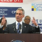 Mayor Emanuel warns pension crisis could thrash city budget
