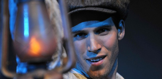 'Floyd Collins' at Theatre Wit closes this weekend.