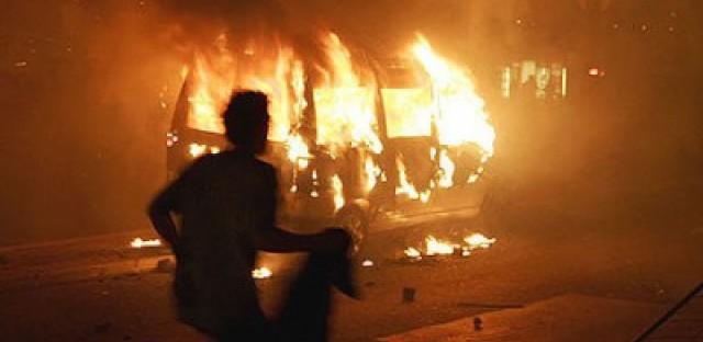 Barry Weisberg on urban violence