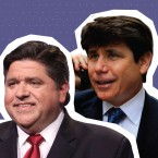 Unearthed tapes from a 2008 conversation between Democrat J.B. Pritzker (left) and then-Gov. Rod Blagojevich could be a big deal for the gubernatorial candidate.