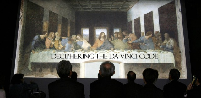 On Being : Luke Timothy Johnson and Bernadette Brooten — Deciphering the Da Vinci Code Image
