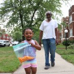 Chicago's Chatham neighborhood is one of the communities seeing a drop in younger residents.