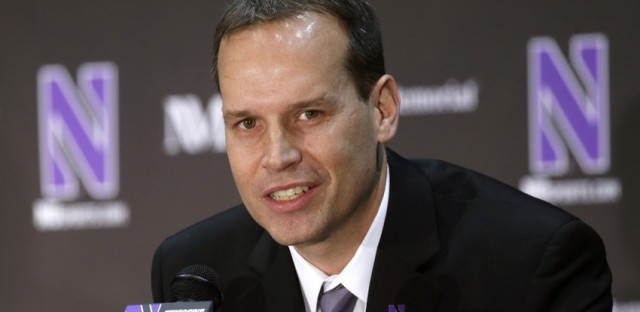 Can Chris Collins finally take NU to the NCAA tournament?