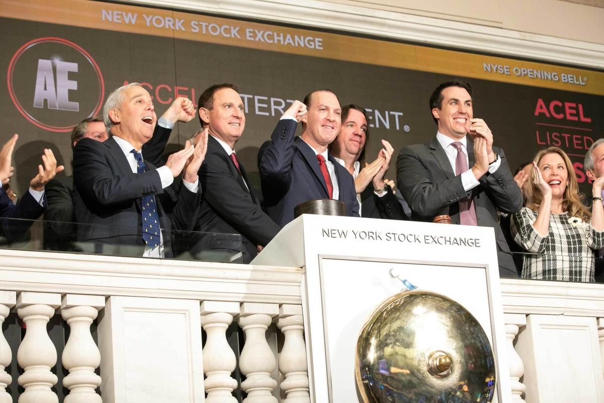 Rubenstein New York Stock Exchange Video Gambling