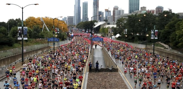Chicago Marathon 2018