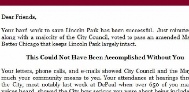 Aldermen email constituents about the ward remap, each in their own way
