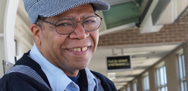 Michael Powell, a CTA conductor for 36 years, was known by commuters for his cheerful quips.
