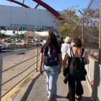 Chicago delegation assisting migrants crosses border