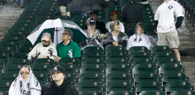 Some loyal Sox fans gave support no matter the outcome.