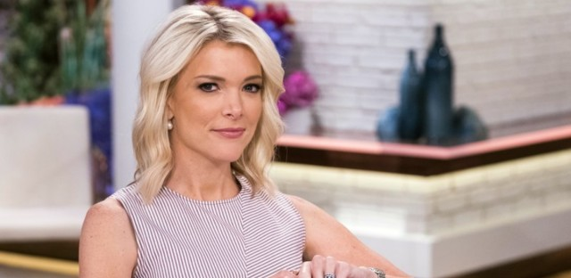 Megyn Kelly (shown on the set of her new show, Megyn Kelly Today) says Bill O'Reilly is wrong and that she had personally complained to network heads about his behavior.