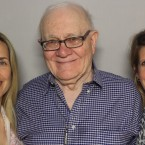 Will White visited StoryCorps Chicago with his daughters Kiera Kelly Madden and Theresa White.