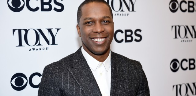 Pop Culture Happy Hour : Leaving 'Hamilton' And 'Failing Up' With Leslie Odom Jr. Image