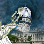 Illinois has no budget, so where do state tax dollars go, anyway?