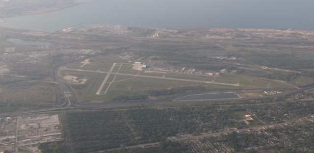 The Gary-Chicago International Airport is a public airport located three miles northwest of Gary, Indiana, United States.