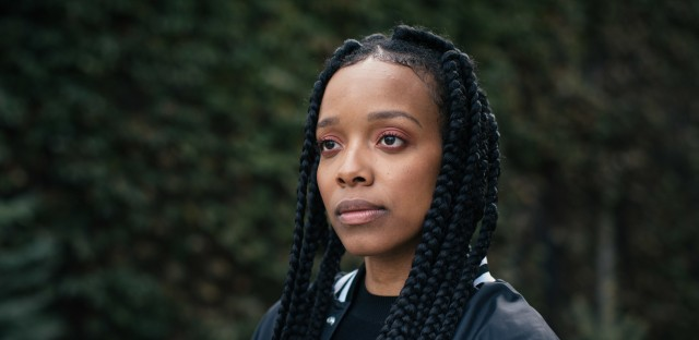 So much of Jamila Woods' work is the performance as an investigation of place and lineage.