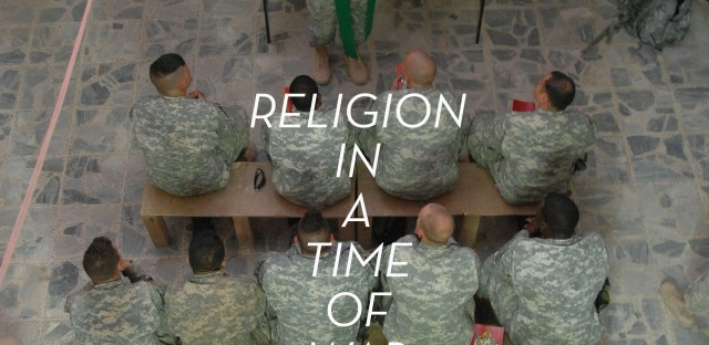 On Being : Peter J. Gomes, Jean Bethke Elshtain, and Chris Hedges — Religion in a Time of War Image