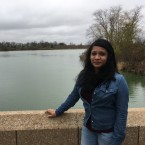 Neha Upasana, a nurse from India, is one of a small number of new international students at Governors State University in south suburban University Park this year.