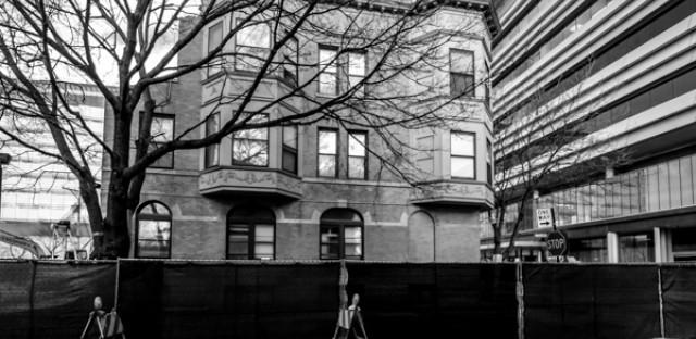 Bulldozers roll on Ronald Reagan's boyhood home in Hyde Park
