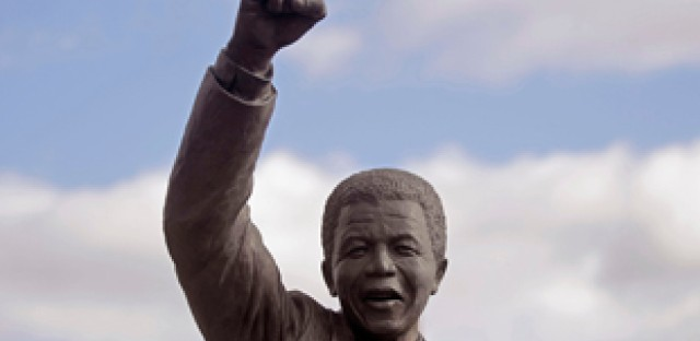 Even after Nelson Mandela's victory 18 years ago, South Africa still has work to do.