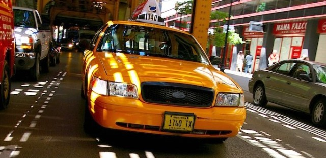 Chicago cab fares have not kept pace with inflation, so many taxi drivers have been lobbying for a rate increase. The city will put that question to voters in a March referendum