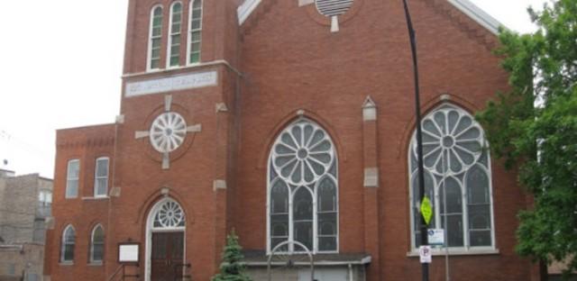St. Stephen of Hungary Catholic Church--2015 W. Augusta Blvd.