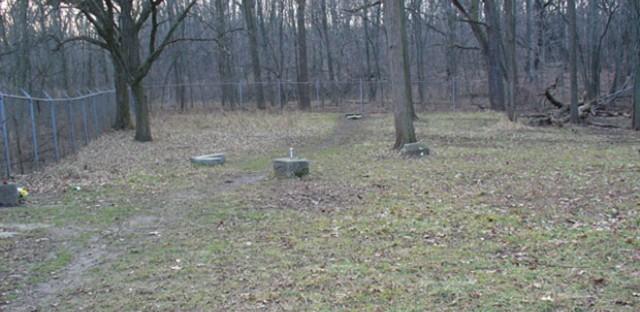 Bachelors Grove Cemetery