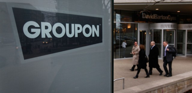 Groupon faces coupon competition from Google and Facebook