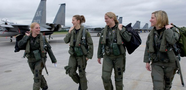 Women in the U.S. Military