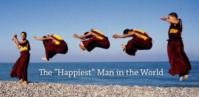 On Being : Matthieu Ricard — The Happiest Man in the World Image