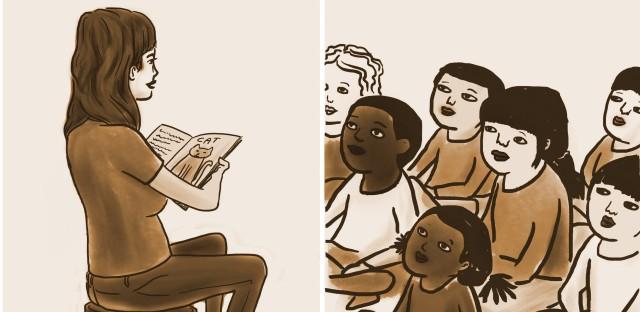 teacher wages vs. priceless children
