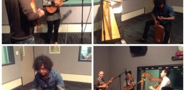 The Afro-Mestizo Sounds of Son Jarocho
