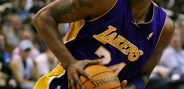 Kobe Bryant in 2007.