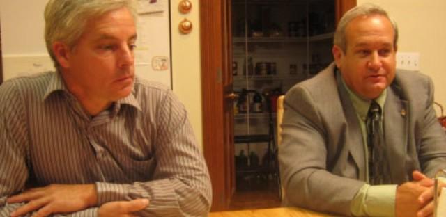 Illinois Farmers Share Their Political Concerns with Richard Steele