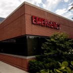 West suburban medical center in Oak Park