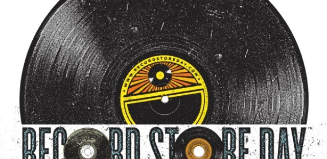 The official logo for Record Store Day 2013