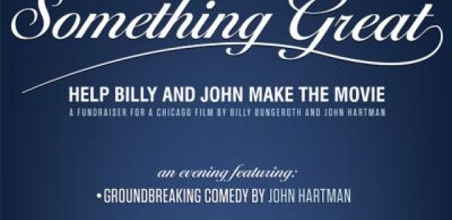 Daily Rehearsal: 'Something Great' at the Annoyance