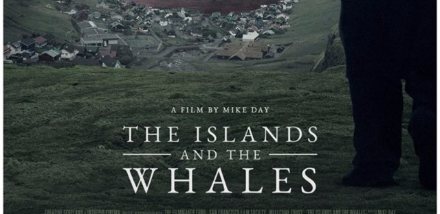 Cover of 'The Islands and the Whales' a documentary by Scottish filmmaker Mike Day.