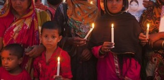Remembering the Rana Plaza disaster, a Global Citizen night concert, and brass bands