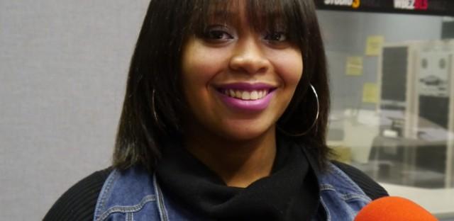 Lyrikally Xplicit's Mia Harris of Brooks College Prep